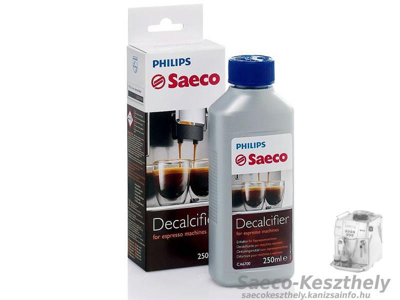 Saeco vízkőoldó folyadék Saeco, Spidem, Gaggia és egyéb